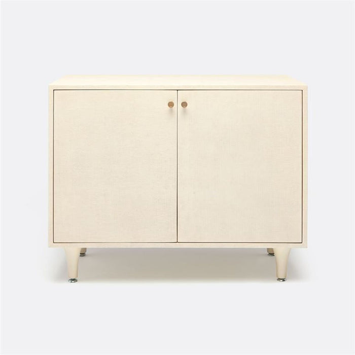Made Goods Ramon Faux Raffia 2-Door Buffet