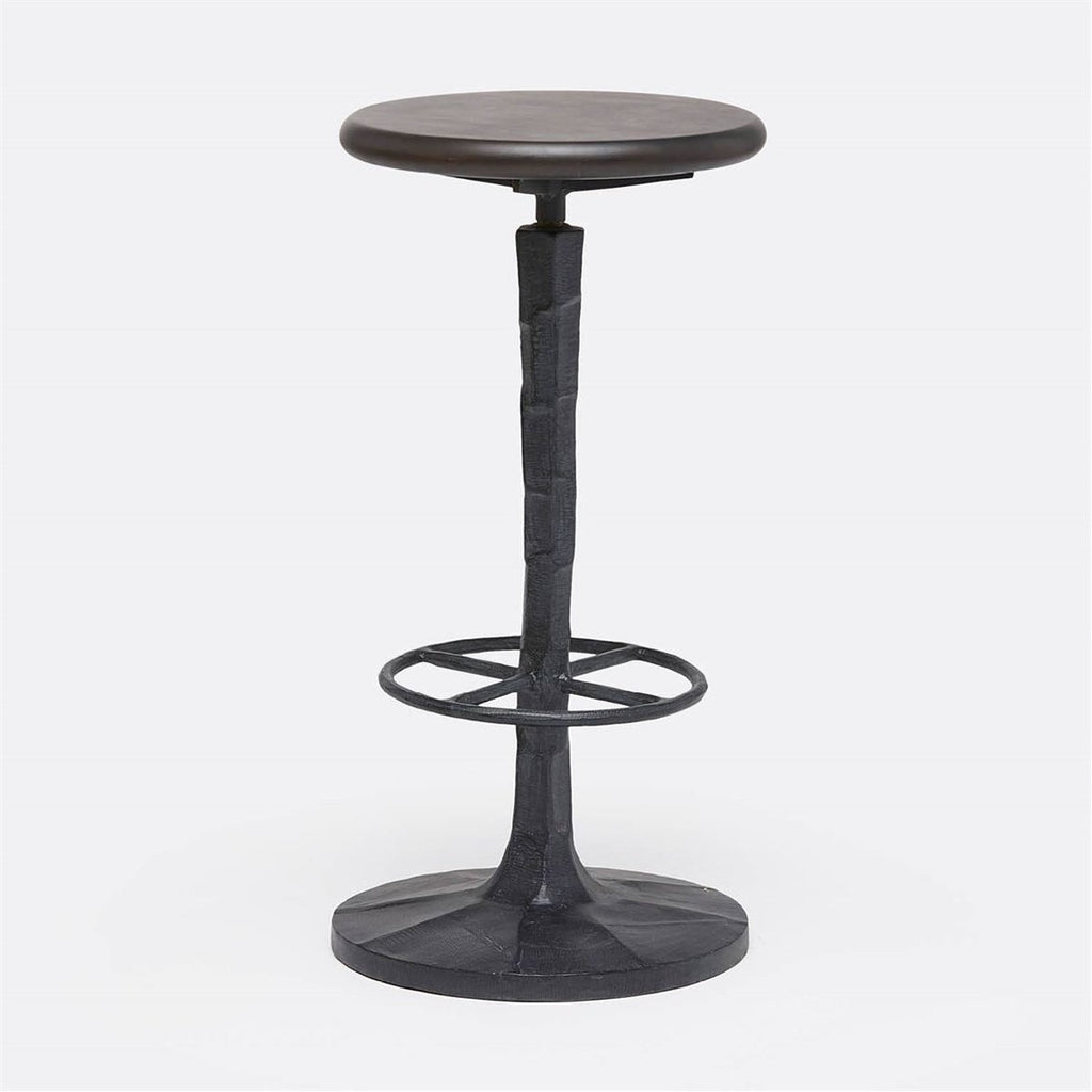 Made Goods Solon Iron Bar Stool