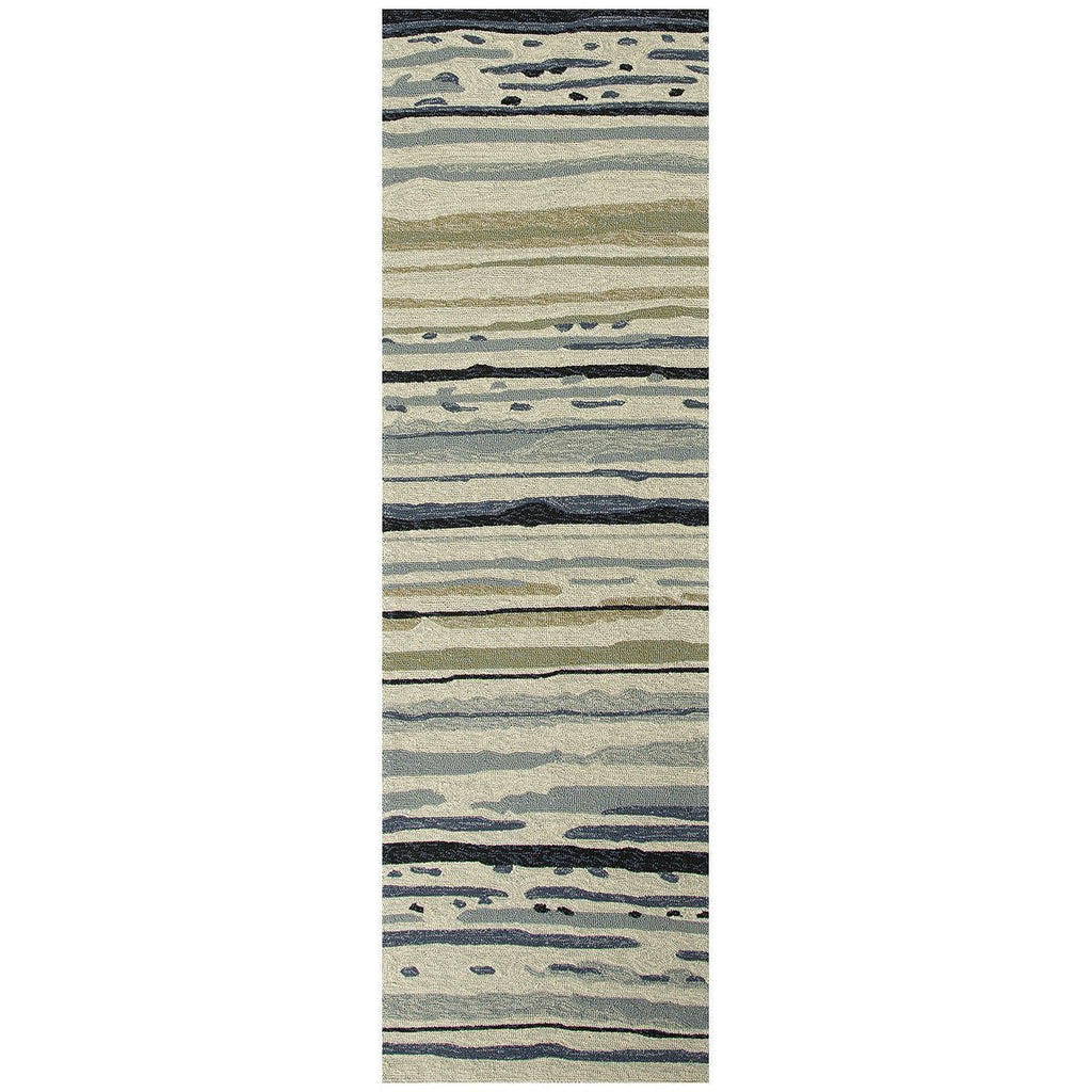 Jaipur Colours Sketchy Lines Classic Gray CO08 Area Rug