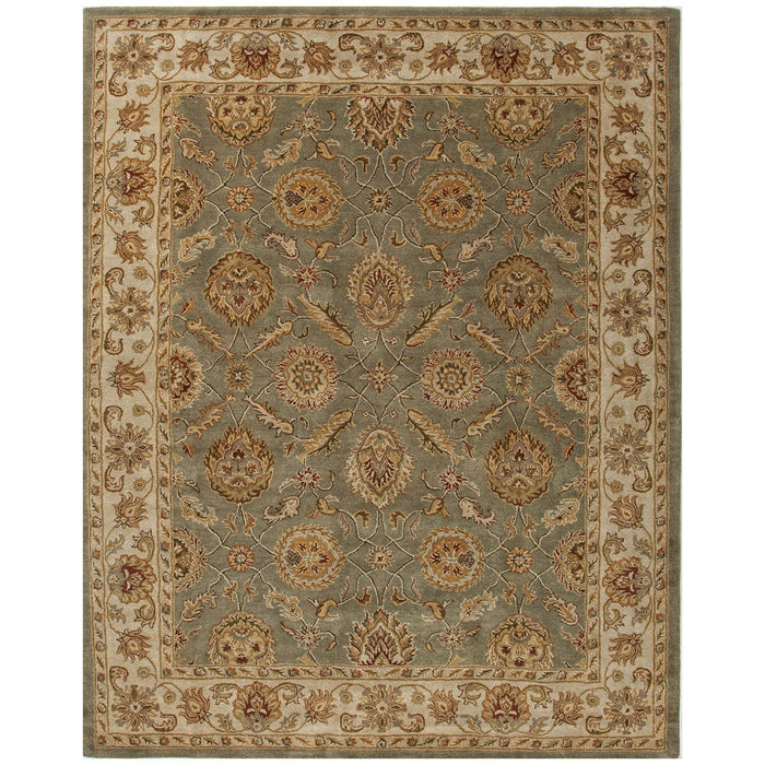 Jaipur Mythos Callisto Sea Green/Light Gold MY06 Area Rug