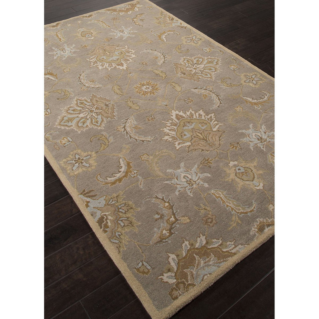 Jaipur Mythos Abers Silver Gray/Soft Gold MY14 Area Rug