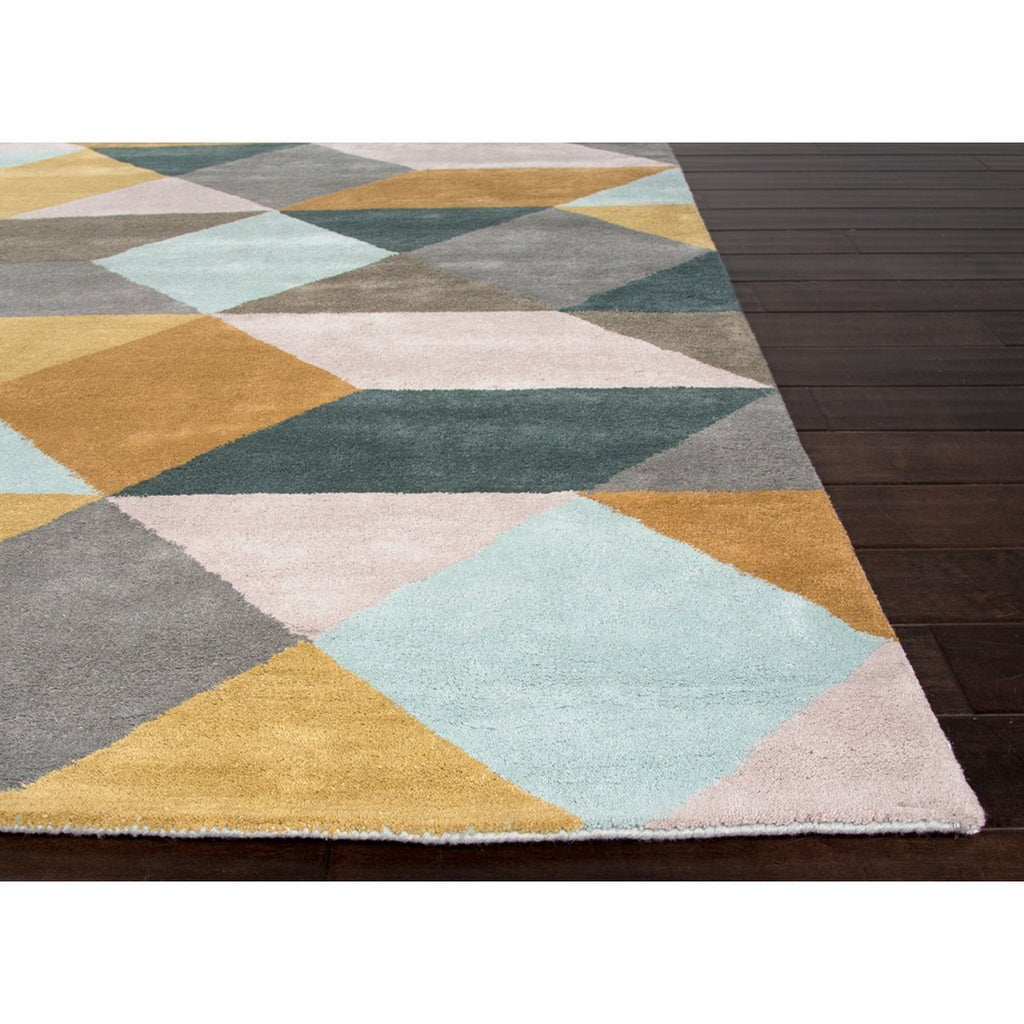 Jaipur En Casa by Luli Sanchez Tufted Ojo Rug