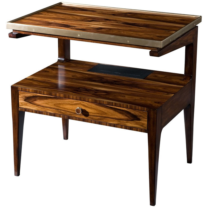 Theodore Alexander Keno Bros Smart Accent Table