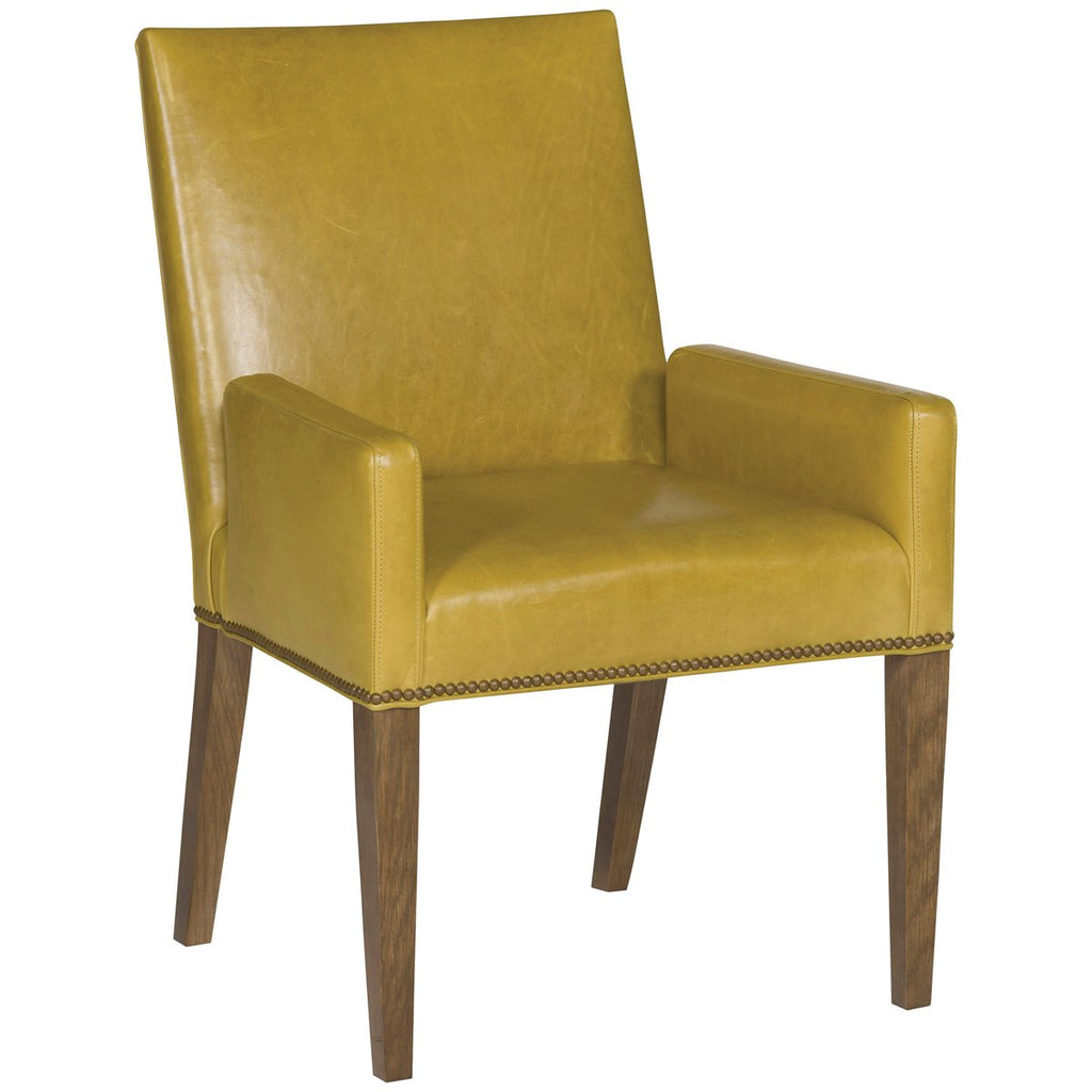 Vanguard Furniture Axis II Arm Chair - Flaxen Stone