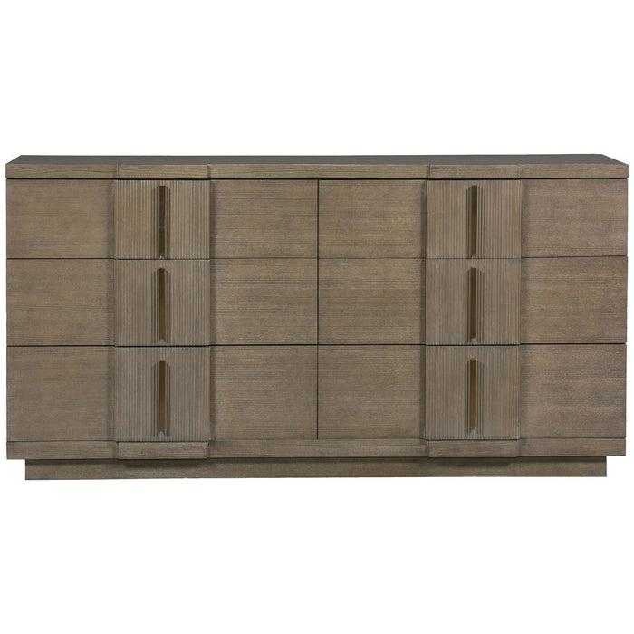 Vanguard Furniture Axis 6-Drawer Chest