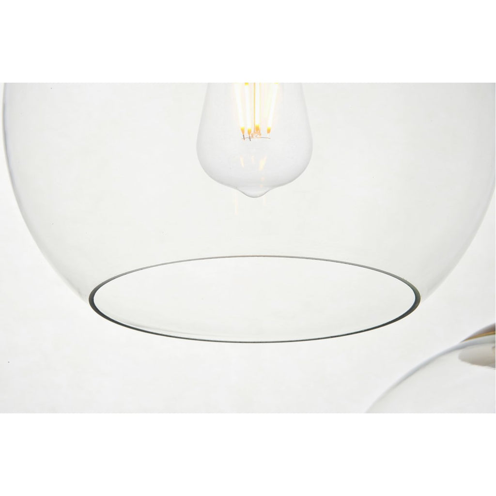 Elegant Lighting Baxter 7-Light Pendant