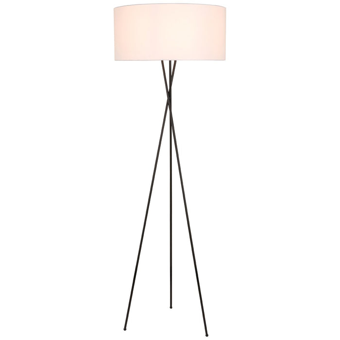 Elegant Lighting Cason 1-Light Floor Lamp
