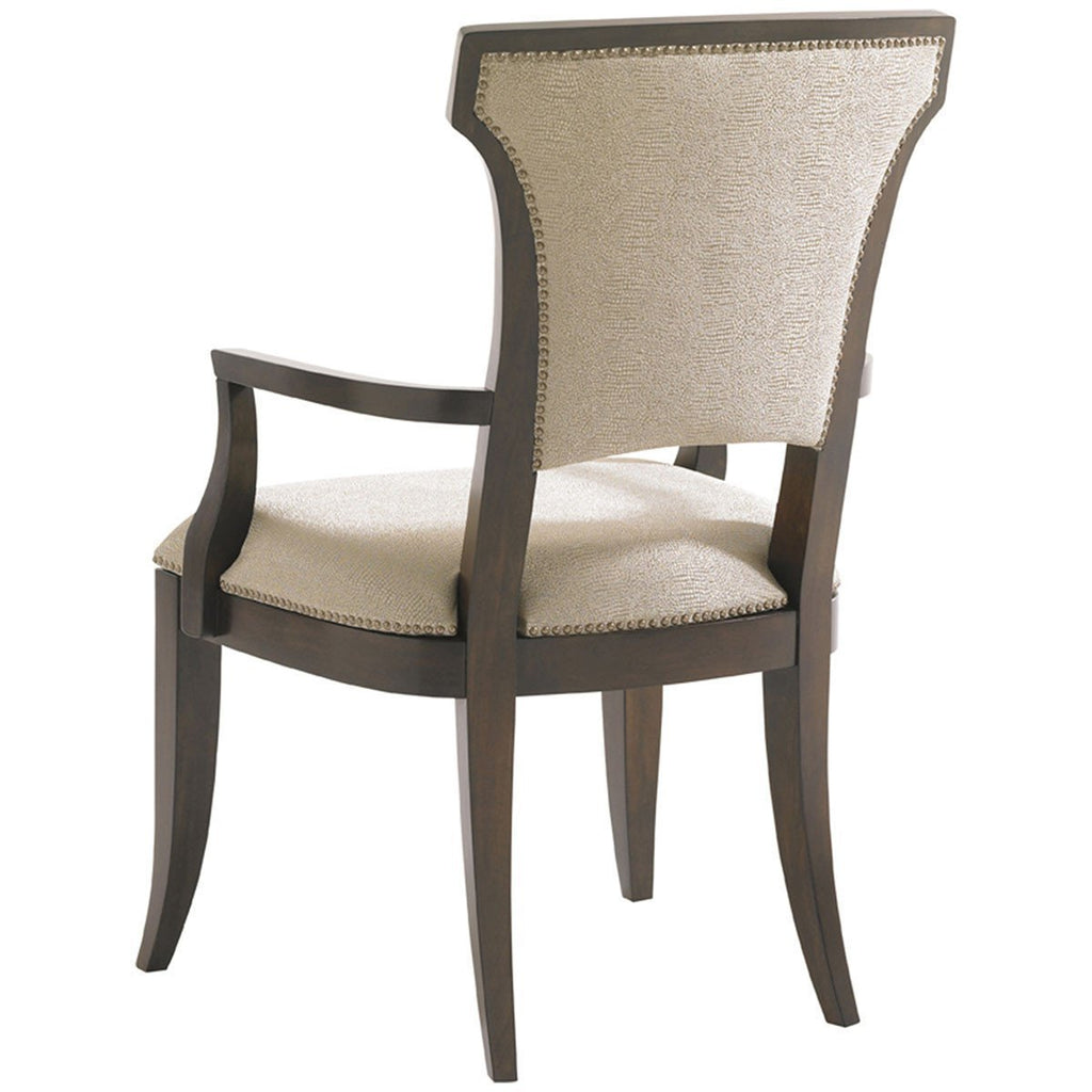 Lexington Tower Place Seneca Upholstered Arm Chair Set of 2