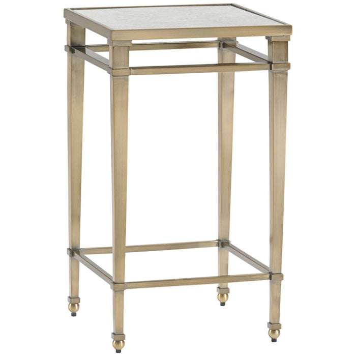 Lexington Kengsington Place Coville Metal Accent Table