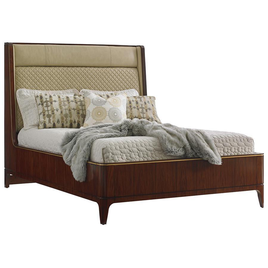 Lexington Home Brands Beds Take Five Empire Upholstered Platform