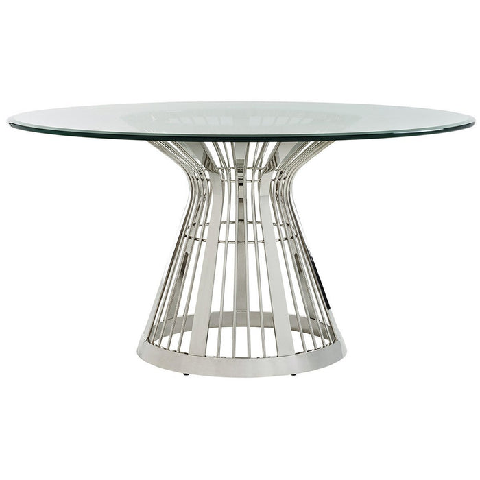 Lexington Ariana Riviera Stainless Dining Table