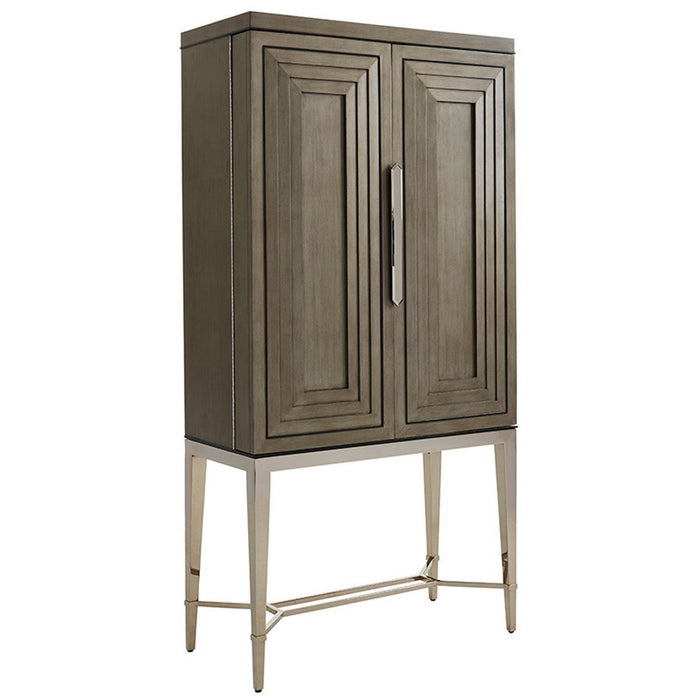Lexington Ariana Cheval Bar Cabinet