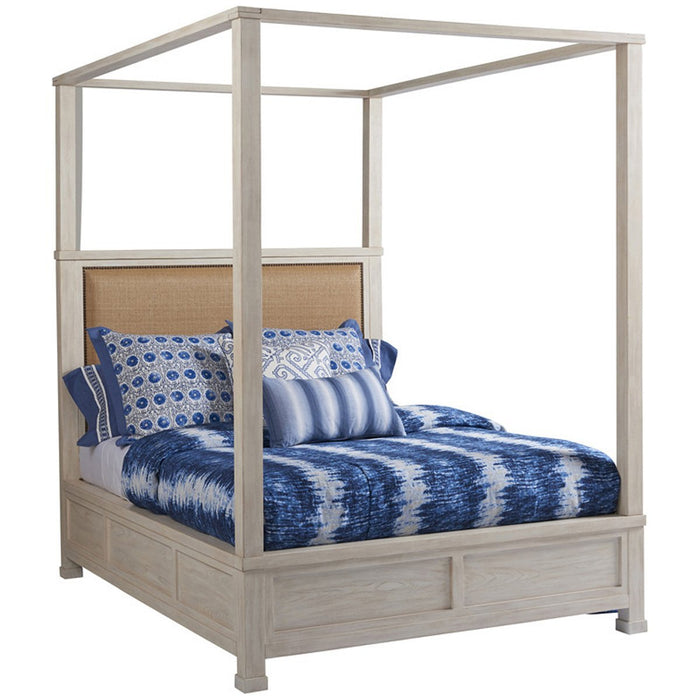 Lexington Barclay Butera Newport Shorecliff Canopy Bed