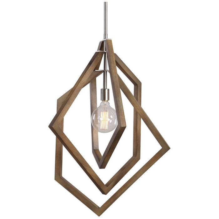 Uttermost Elroy 1-Light Modern Pendant