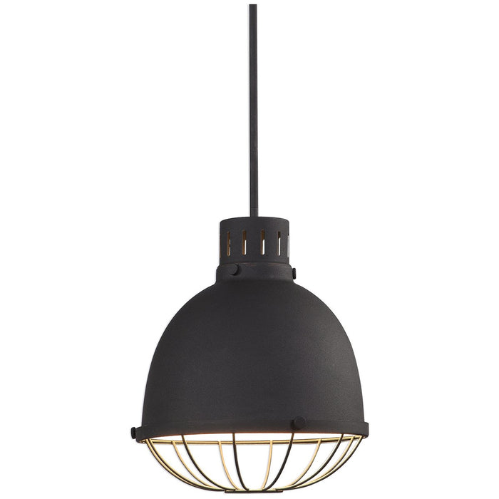 Uttermost Dayton 1-Light Industrial Pendant