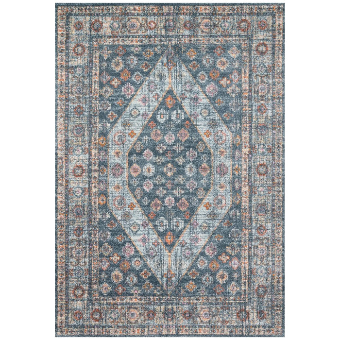 Loloi Clara CLA-02 Blue Power Loomed Rug