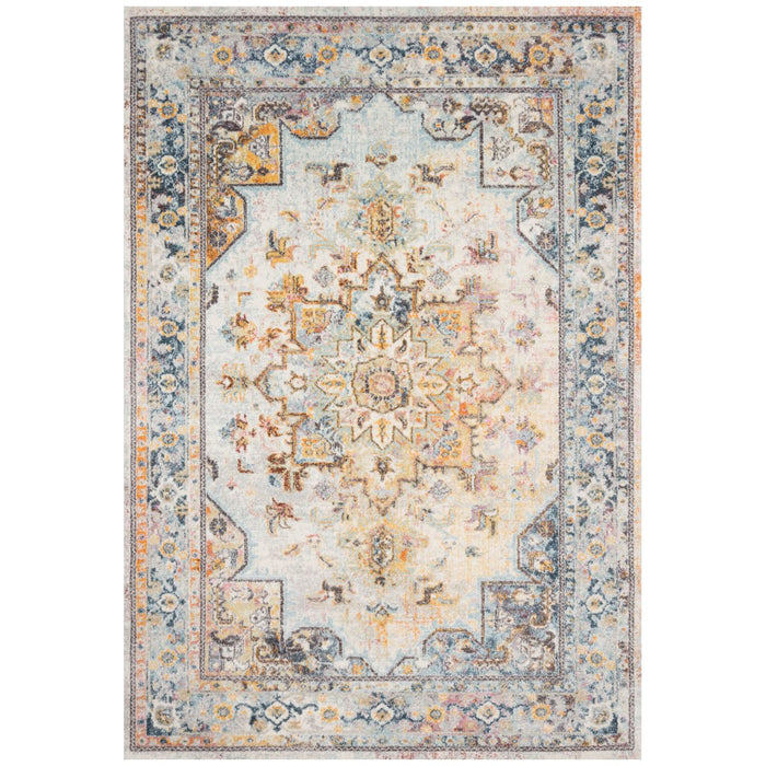 Loloi Clara CLA-06 Mist Multi Power Loomed Rug