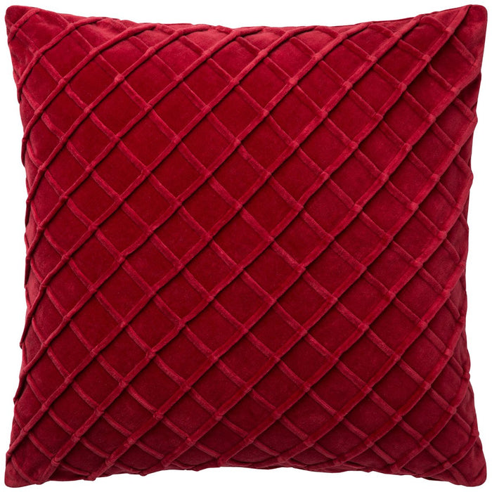 "Loloi P0125 Red 22"" x 22"" Pillows Set of 2"