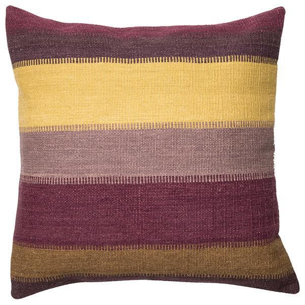 "Loloi P0164 Dhurri Style 22"" x 22"" Pillows Set of 2"