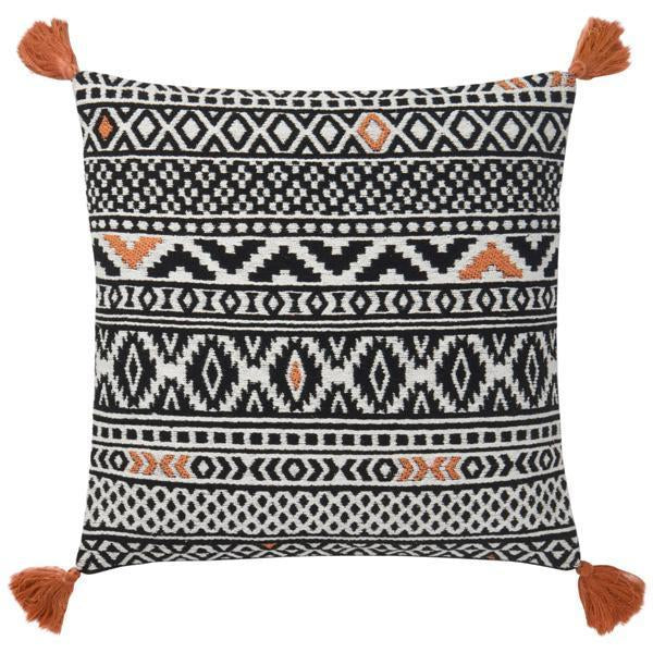 "Loloi P0637 Justina Blakeney 18"" x 18"" Pillows Set of 2"