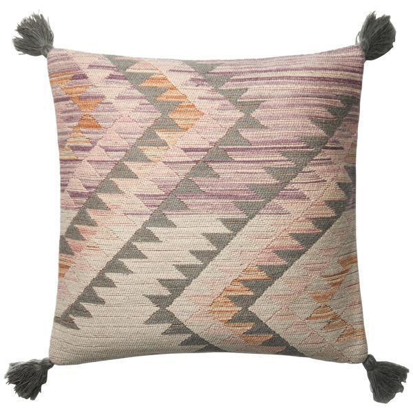 "Loloi P0645 Justina Blakeney 22"" x 22"" Pillows Set of 2"