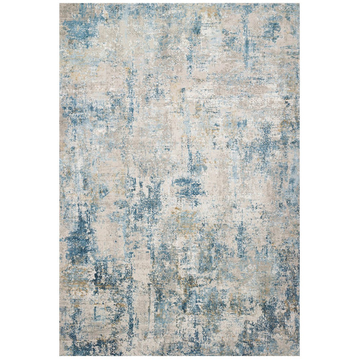 Loloi Sienne SIE-06 Grey Blue Power Loomed Rug