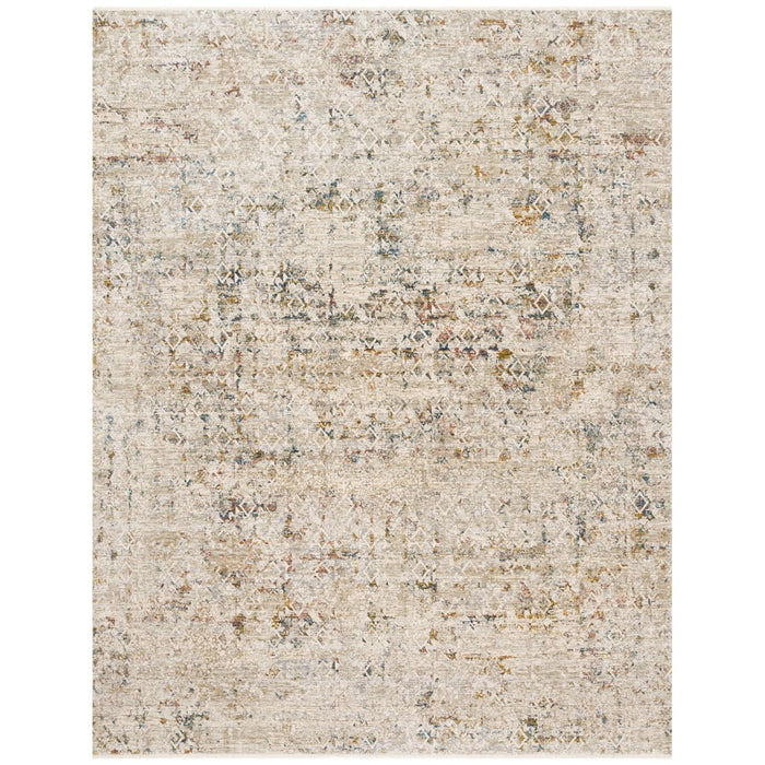 Loloi Theia THE-04 Multi Natural Power Loomed Rug