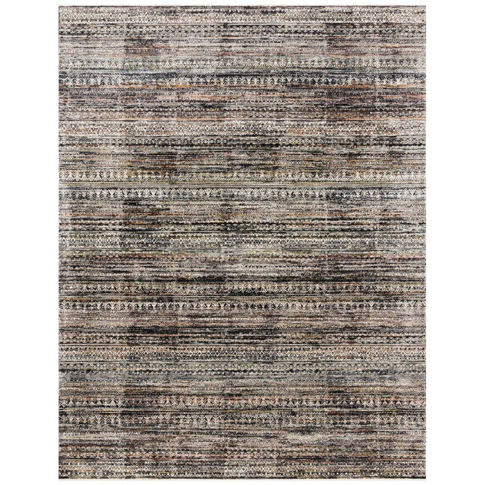 Loloi Theia THE-08 Grey Multi Power Loomed Rug