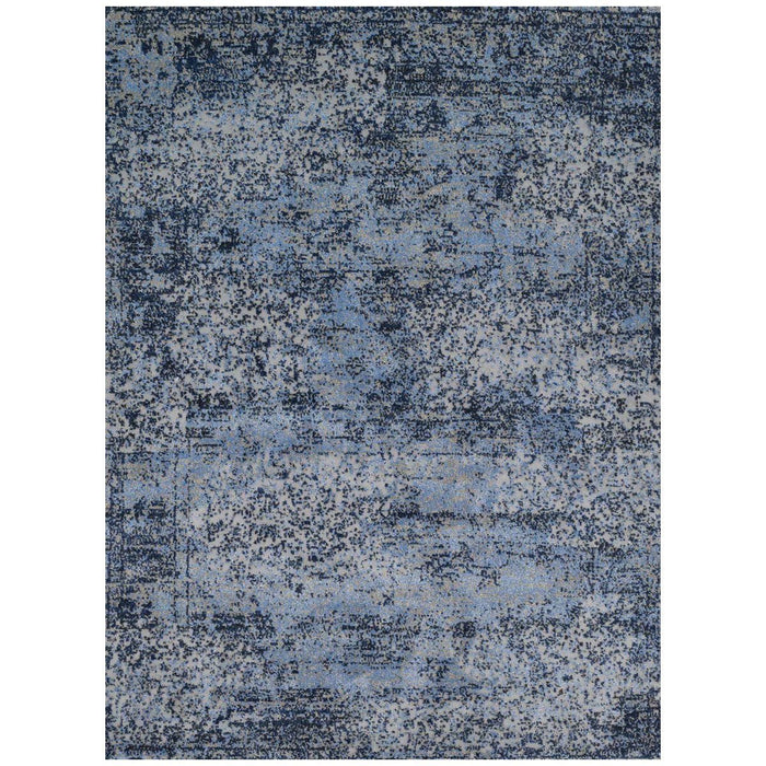 Loloi Viera Light Blue and Grey Rug