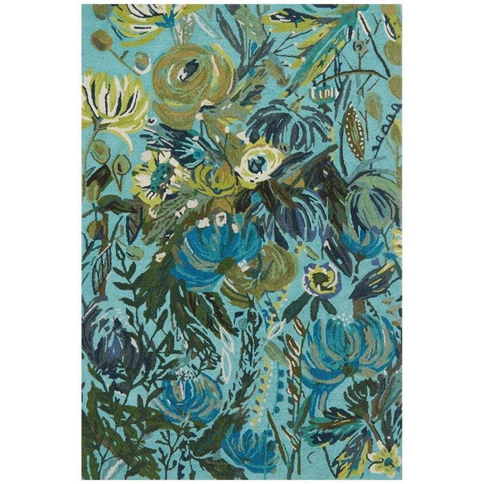 Loloi Wild Bloom WV-03 Hooked Rug
