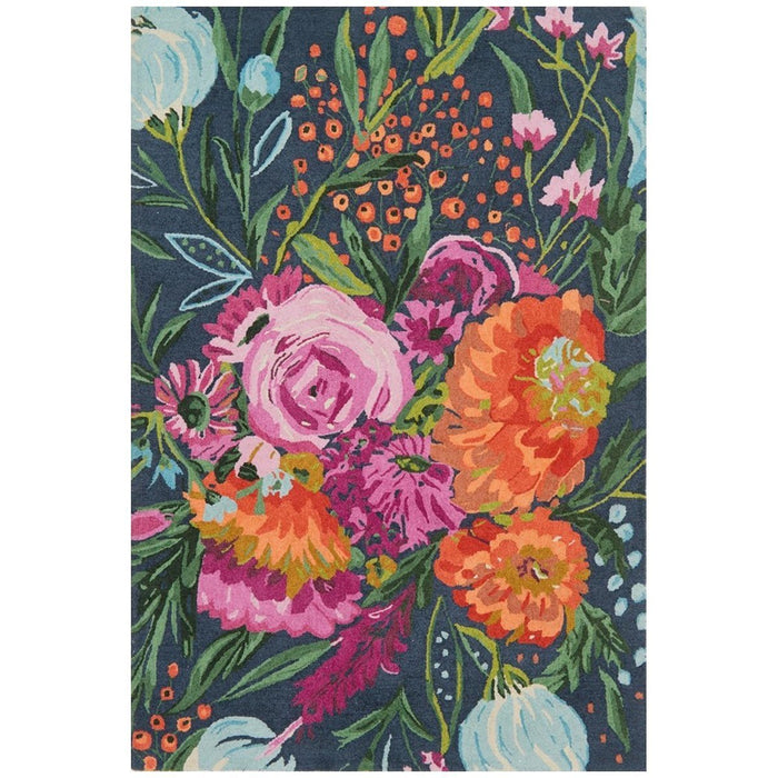 Loloi Wild Bloom WV-04 Hooked Rug