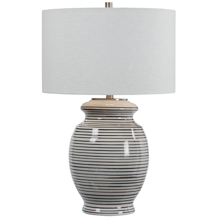 Uttermost Marisa Off White Table Lamp