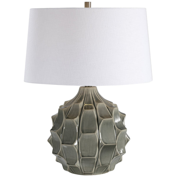 Uttermost Guerina Gray Table Lamp