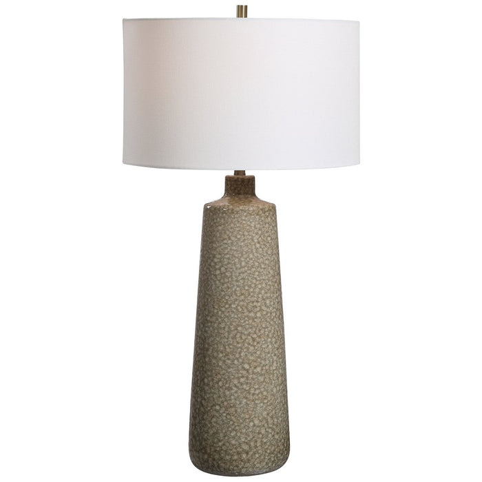 Uttermost Linnie Sage Green Table Lamp