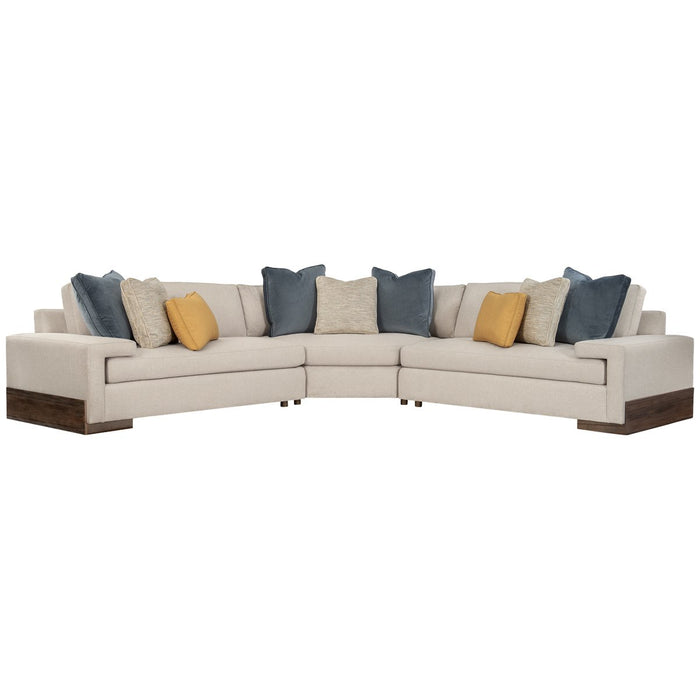 Caracole I'm Shelf-Ish 3-Piece Sectional