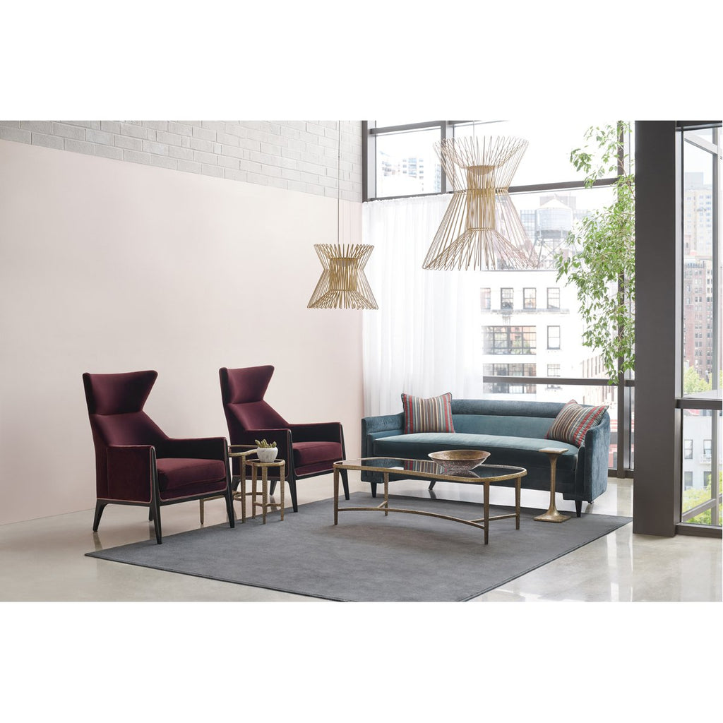 Caracole Modern Edge Boundless Chair