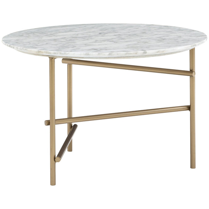 Caracole Modern Edge Concentric Cocktail Table