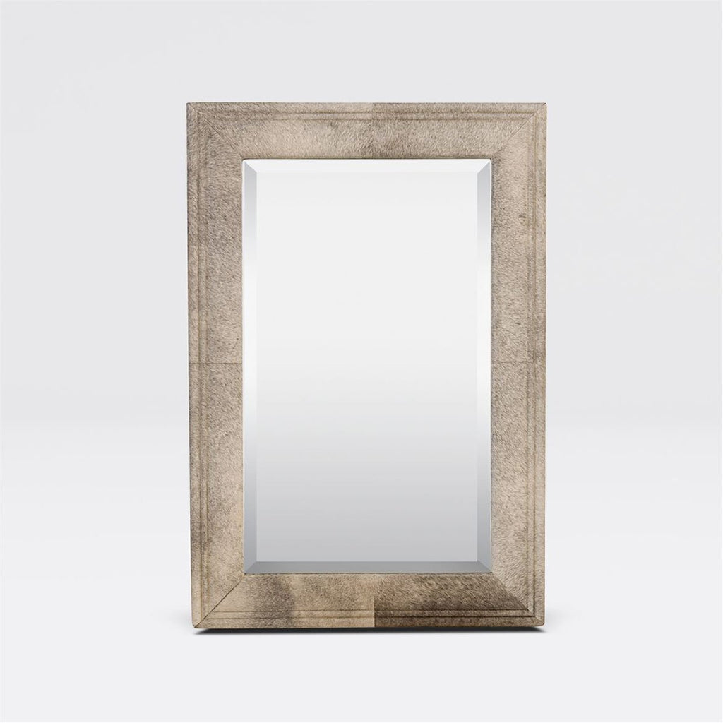 Made Goods Charles Hair-On-Hide Mirror