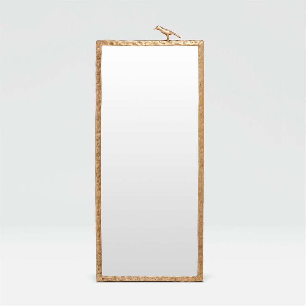Made Goods Joelle 1-Bird Metal Mirror