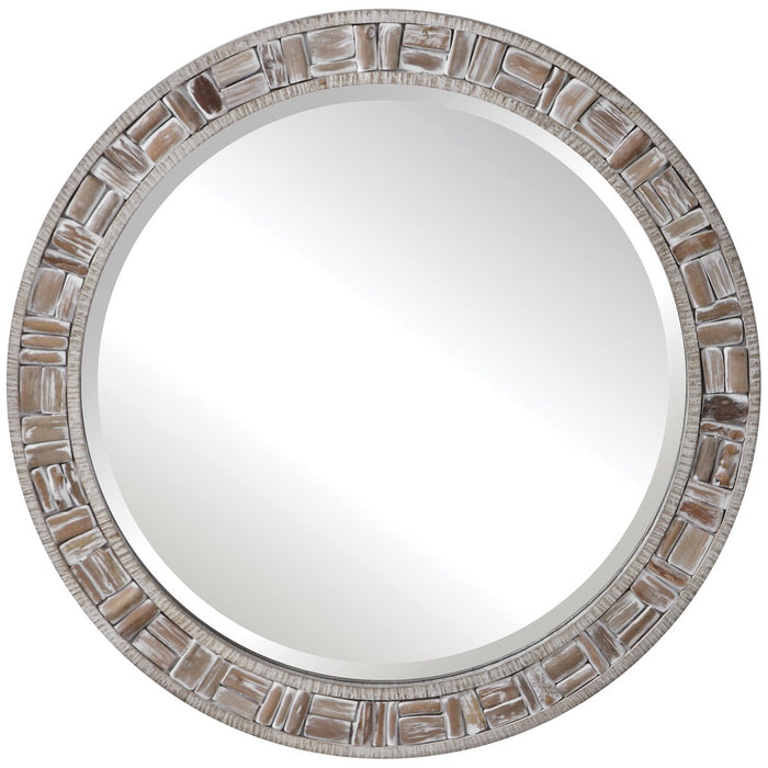 Uttermost Del Mar Round Mirror