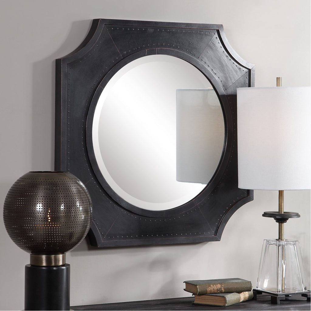 Uttermost Johan Industrial Mirror