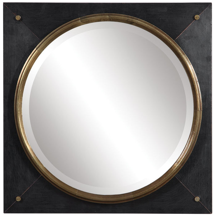Uttermost Tobiah Modern Square Mirror