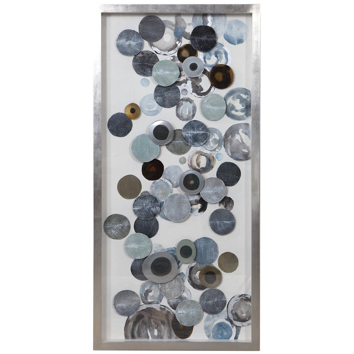 Uttermost Kella Modern Shadow Box Wall Decor