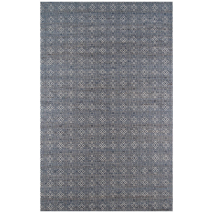 Momeni Bengal Indian Hand Made BEN-03 Blue Rug