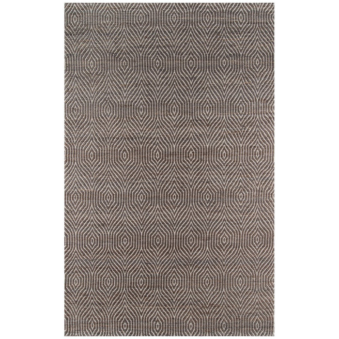Momeni Bengal Indian Hand Made BEN-06 Charcoal Rug