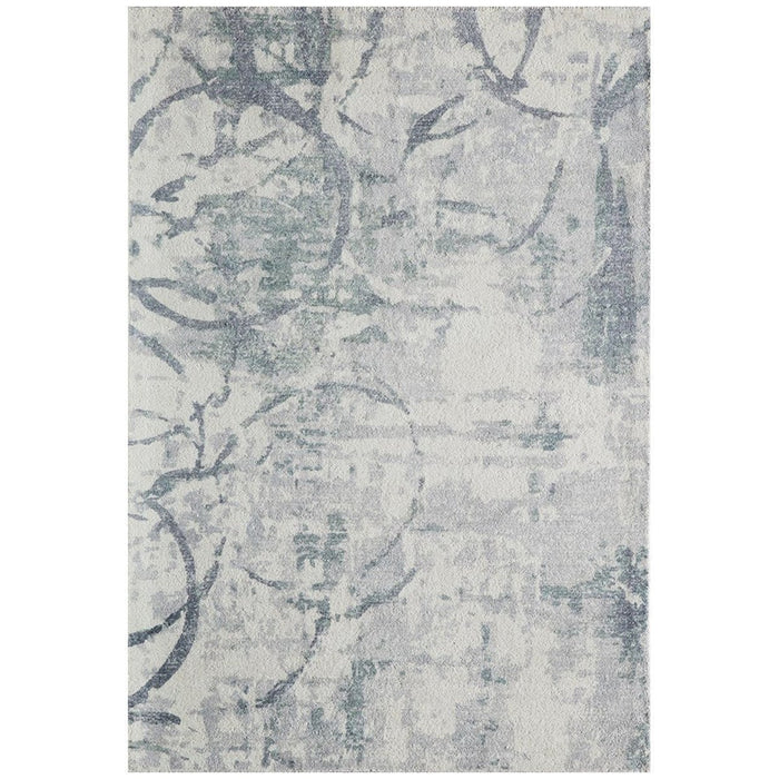 Momeni Illusions Hand Tufted IL-01 Grey Rug