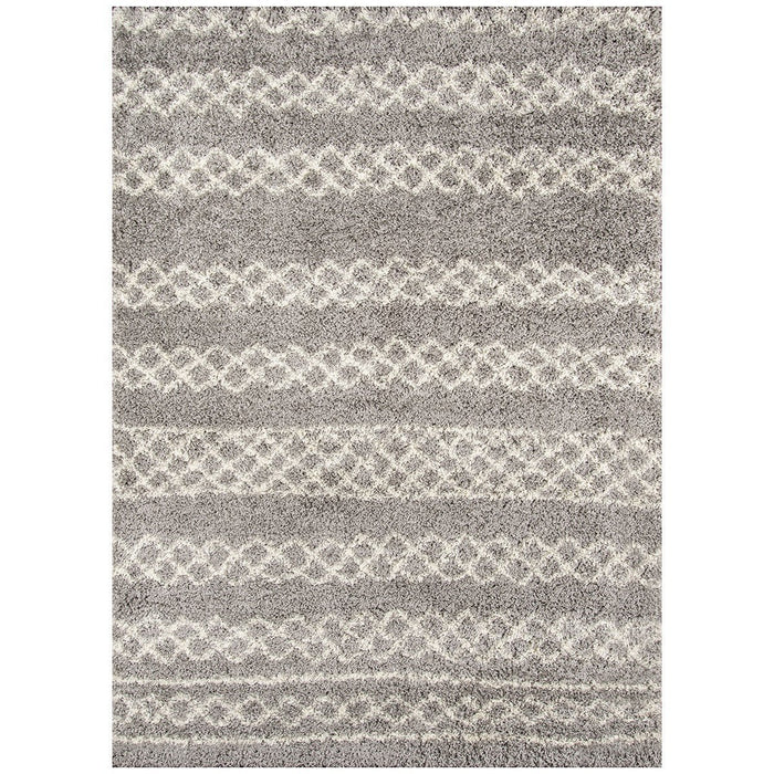 Momeni Maya Machine Made MAY-3 Grey Rug