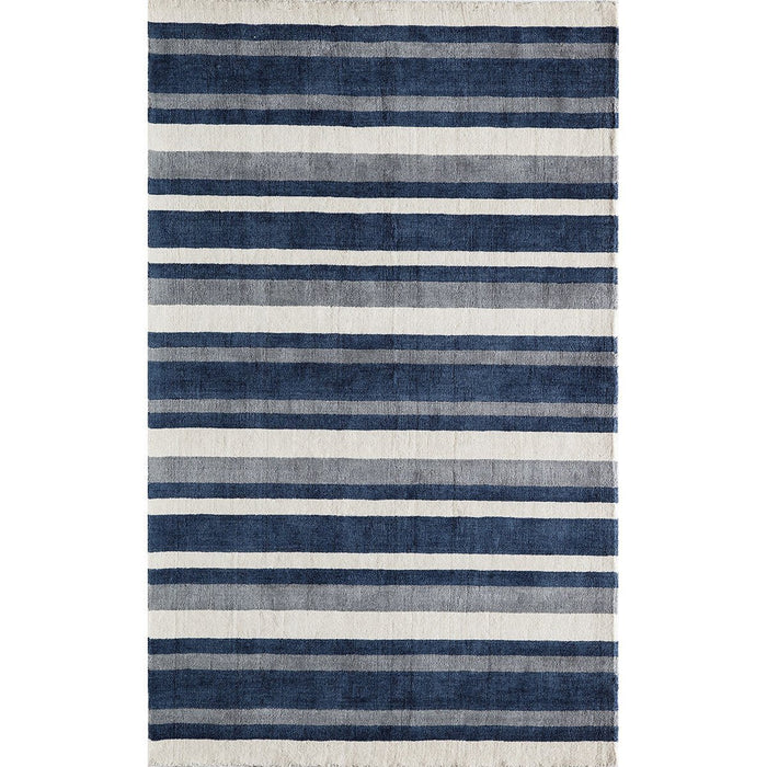 Momeni Indian Hand Tufted MT-27 Navy Rug