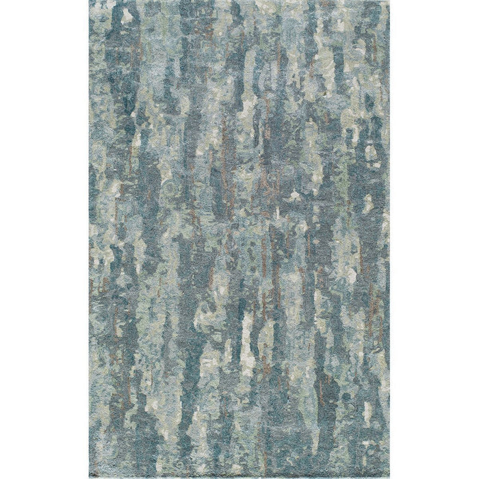 Momeni Indian Hand Tufted MI-14 Grey Rug