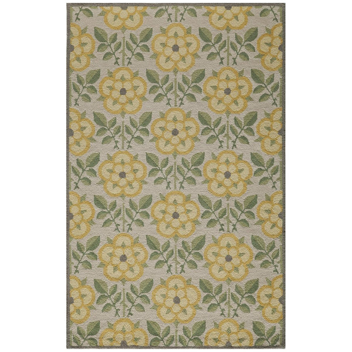 "Momeni Rug Newport Hand Tufted 9'-0"" x 12'-0"" Yellow Rug"